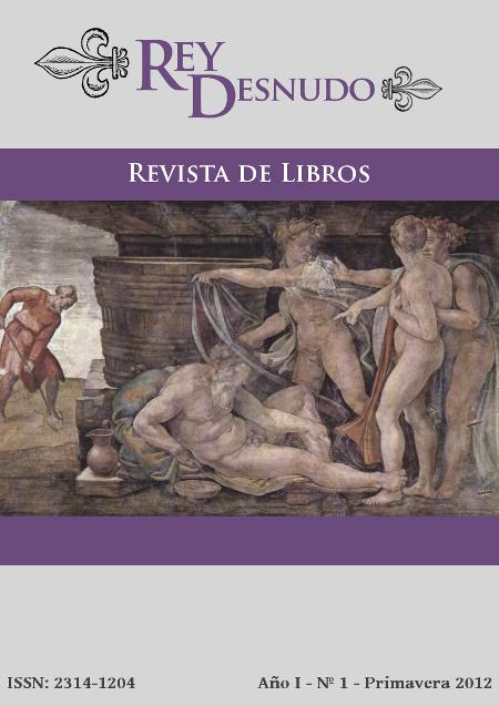 Rey Desnudo - Revista de Libros - Año I, No 1, Primavera 2012
