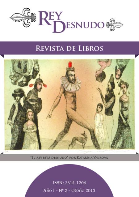 Rey Desnudo - Revista de Libros - Año I, No 2, Otoño 2013
